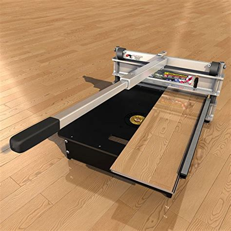 bullet tools 20 inch magnum laminate flooring cutter for pergo wood and more hardware building