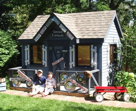 club houses for kids clubhouse playhouse