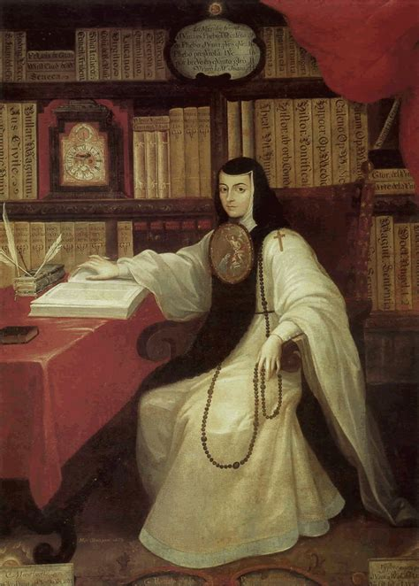 sor juana in 233 s de la cruz a su retrato to her portrait golempoem