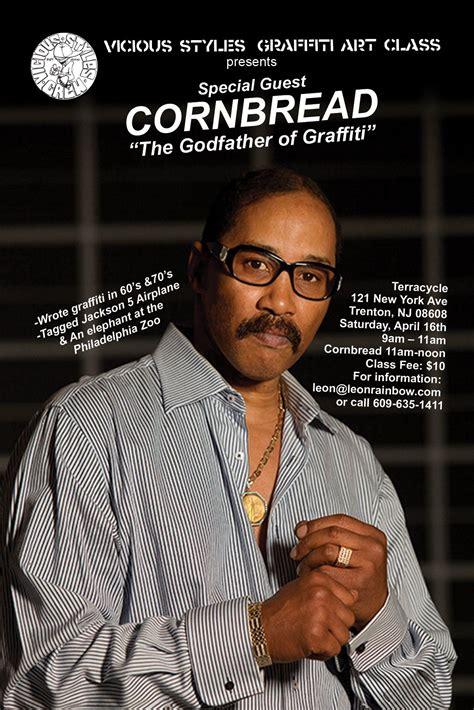 cornbread  godfather  graffiti african american