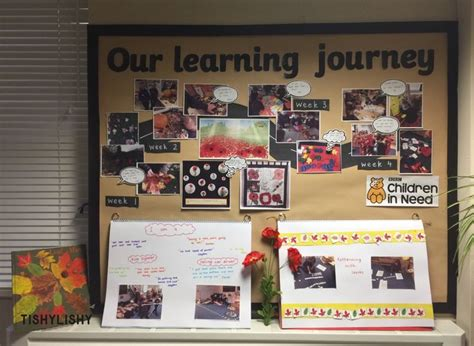 is a classroom a s journey books 17 best images about eyfs documentation and display on