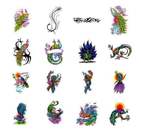 small peacock tattoo designs peacock tattoos what do they peacock