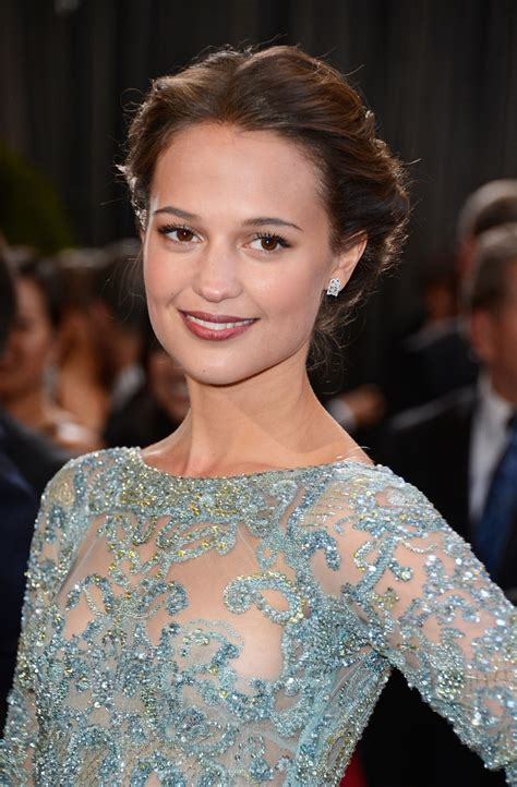 alicia vikander photos photos red carpet arrivals at the