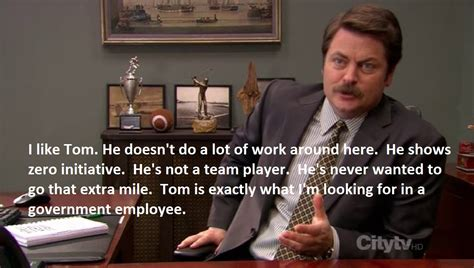 swanson quotes from parks and recreationbrett snyder