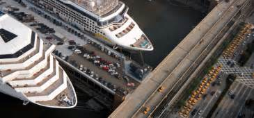car service to new york cruise port tips for manhattan ship terminal parking park right