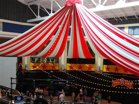 carnival dance themes circus theme decorating ideas circus prom decorations