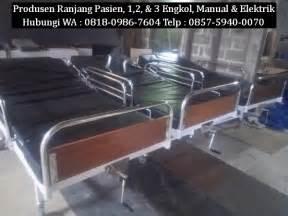 Tempat Tidur Besi Di Bandung harga tempat tidur rumah sakit manual wa 0818 0986 7604