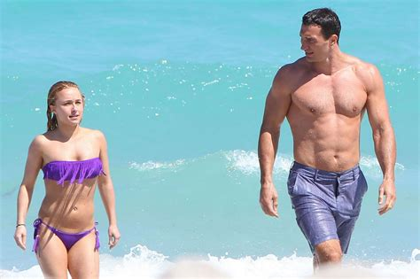 New And Hayden by Hayden Panettiere Confirms Engagement To Boxer Wladimir
