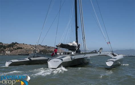 trimaran paradox for sale another day another tri