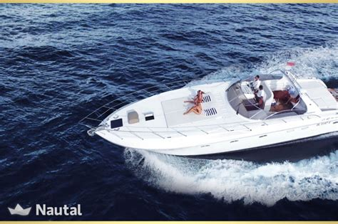 yacht rent bali yacht rent rizzardi top line 50 in serangan harbour bali