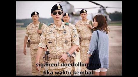 download subtitle indonesia film descendants of the sun lirik lagu davichi this love sub indo descendants of