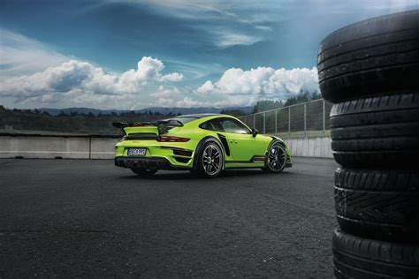 Tech Art Porsche by Techart Unleashes Porsche 911 Turbo Gtstreet R Forcegt