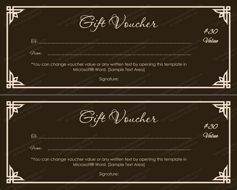 piano gift certificate template music teacher pinterest gift
