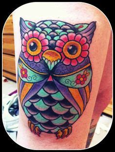 Sugar Skull Owl 1 Skull Sugar Owl Pixel Xl owl tattoos for a non mainstream styles your 1 designs ideas and