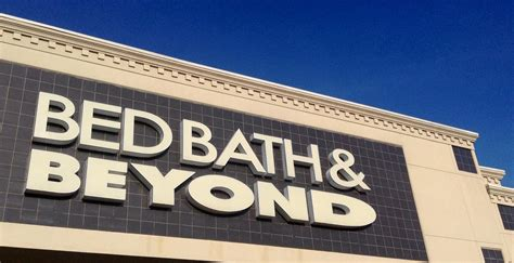 where is bed bath beyond bed bath beyond a sleepy cash cow bed bath beyond