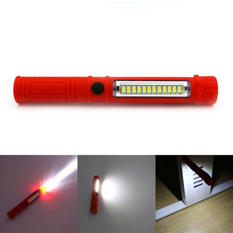 clip on led work light led night light flashlight led torch lantern work light 13