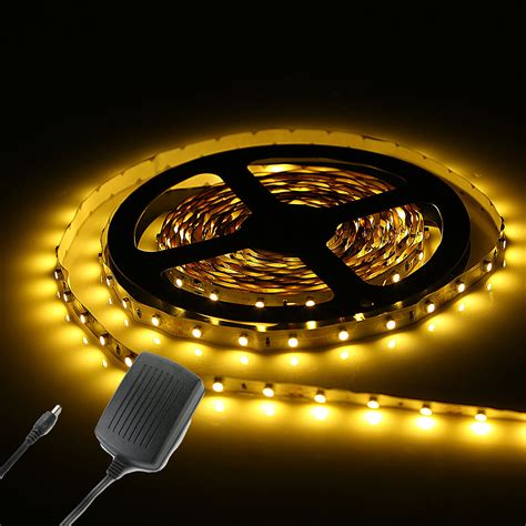 20m 15m 10m 5m Led 5050 3528 Rgb Strip Light Kit Flexible 10m Lights