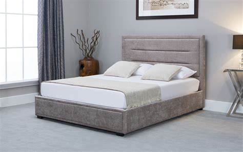 Fabric Ottoman Bed Emporia Knightsbridge Fabric Ottoman Bed From The Bed Station