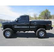 Lifted 2002 Chevrolet Silverado Step Side 4x4 Must See