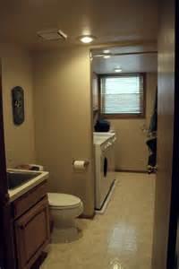 bathroom laundry room combo laundry half bath deep stainless steel sink functional