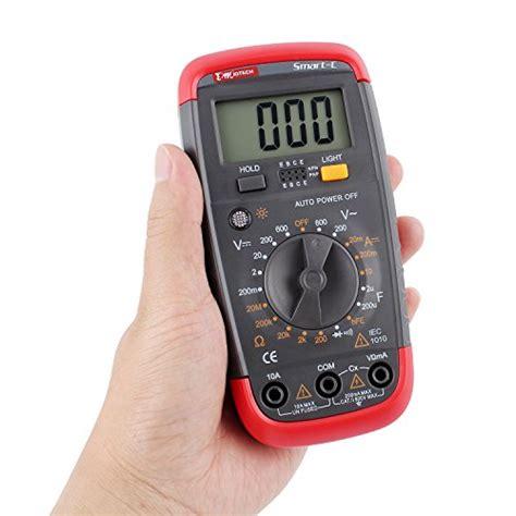diode capacitance test dmiotech digital multimeter multi tester capacitance test import it all