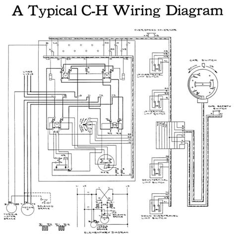 diagram c h cabinet wiring diagram of 1960 industrial