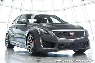 Cadillac Cts V Series 2016 Cadillac Cts V Series Car Interior Design