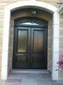 Front Door Arch 8 Foot Fiberglass Exterior Doors