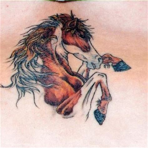 tattoo pictures horse image gallary 9 beautiful horse tattoos pictures
