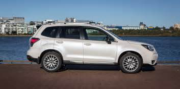 Subaru Forester Review 2016 Subaru Forester Ts Review Caradvice