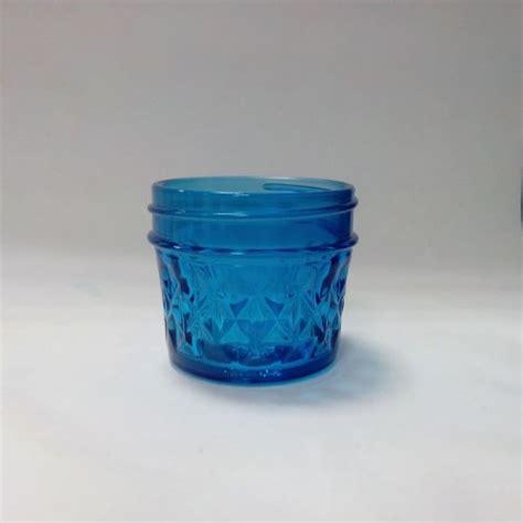 Quilted Jar by Aussie Quilted 120ml Jars Lids X 6