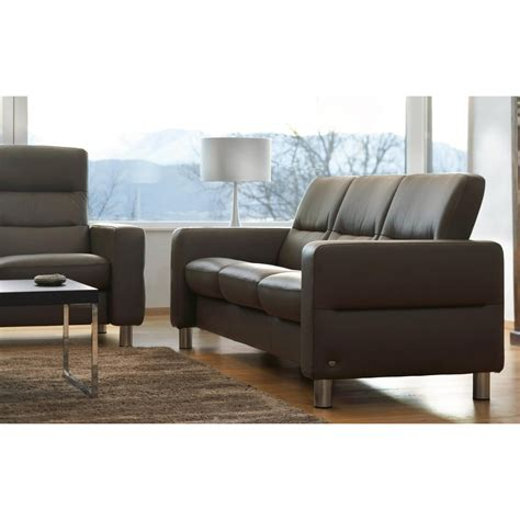 low back sectional sofa stressless wave sofa stressless wave low back sofa from 2