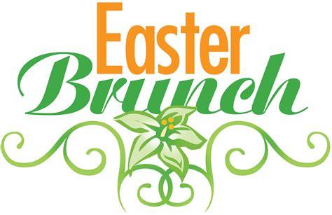 Easter Brunch Clipart 33 Easter Sunday Buffet