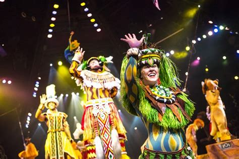 festival   lion king  returning  animal kingdom