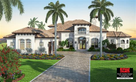 south florida house plans south florida designs mediterranean 6 bedroom house plan south florida design