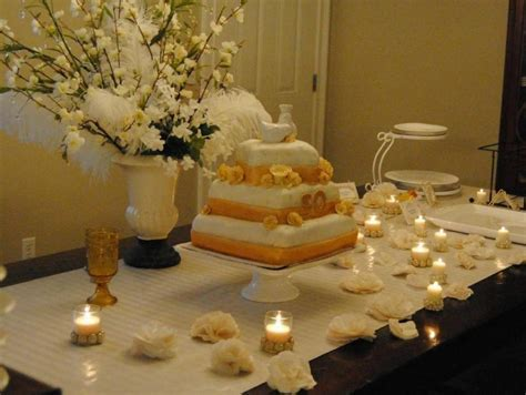 60th Wedding Anniversary Decorations
