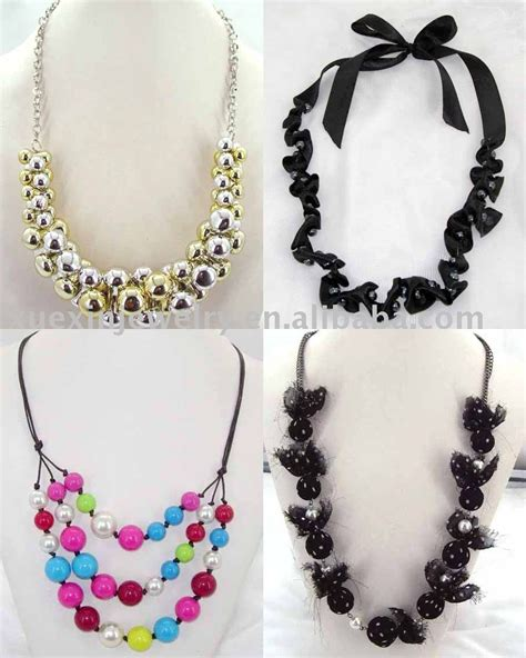 Handmade Necklaces Designs - handmade beaded jewelry designs ideas jewelry