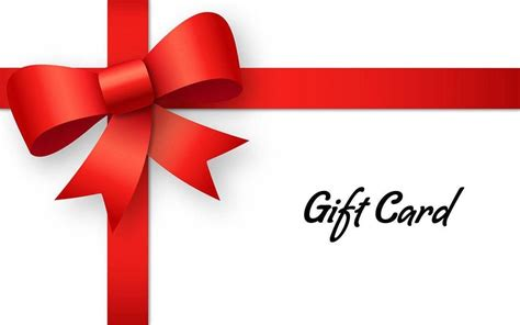 Active Gift Card - gift card
