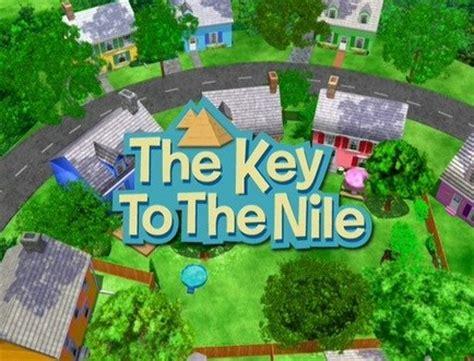 Backyardigans Key To The Nile Episode The Backyardigans The Key To The Nile Review Hayley