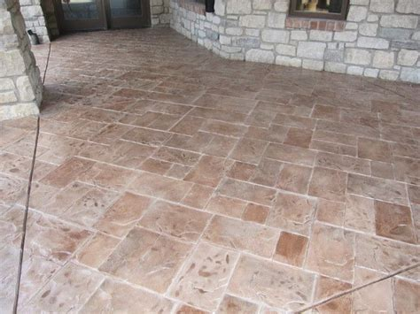cost of sted concrete patio concrete paver patio cost 28 images cost of sted