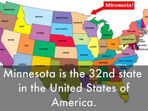Minnesota The 32nd State by Minnesota By Lloyd
