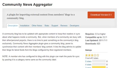top 20 best news aggregator wordpress plugins wp template
