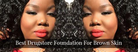 drugs store foundation for black women best drugstore foundation for brown skin everything