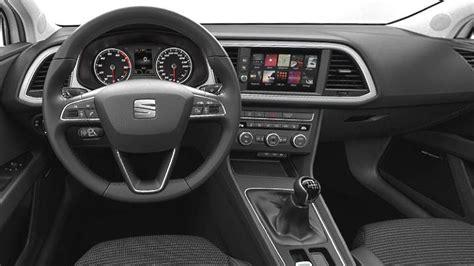 Kofferraumvolumen Seat Leon by Seat Leon Sc 2017 Abmessungen Kofferraum Und Innenraum