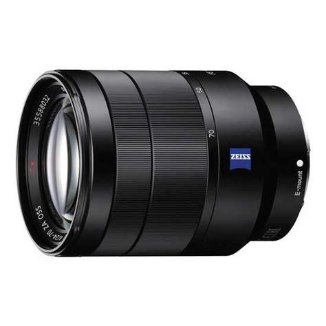 Sony Fe 55mm F 1 8 Za Lensa Kamera sony fe 24 70mm f 4 za oss vario tessar t harga dan