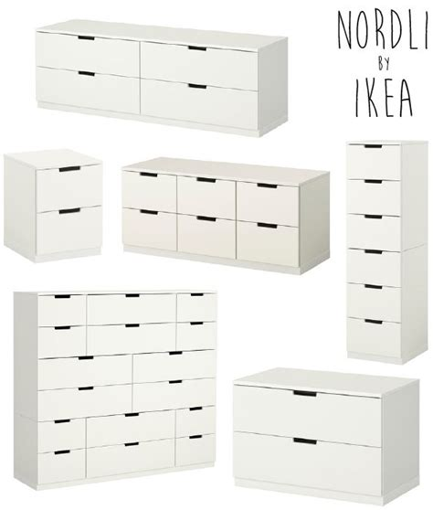 17 Best images about Ikea Nordli Hacks on Pinterest   Walk