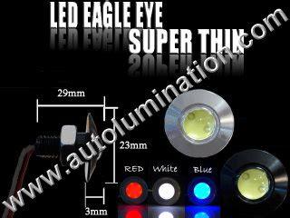 Lu Led Luxeon 1 Watt high powered leds