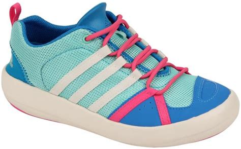adidas kids boat lace shoe mint chalk pink  sale