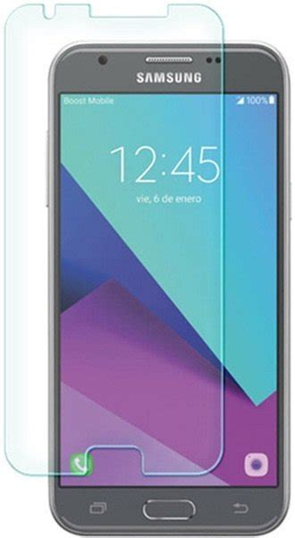 Samsung J3 Pro 2017 J330 Cover Tempered Glass By Delcell samsung galaxy j3 2017 tempered glass screenprotector case2go nl case2go