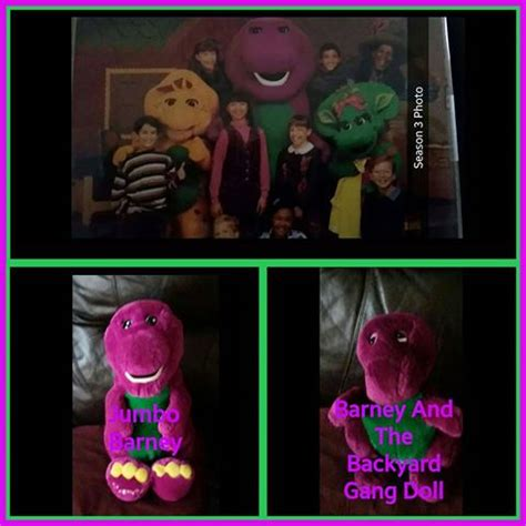 barney and the backyard gang doll images tagged with barneyfansunite on instagram